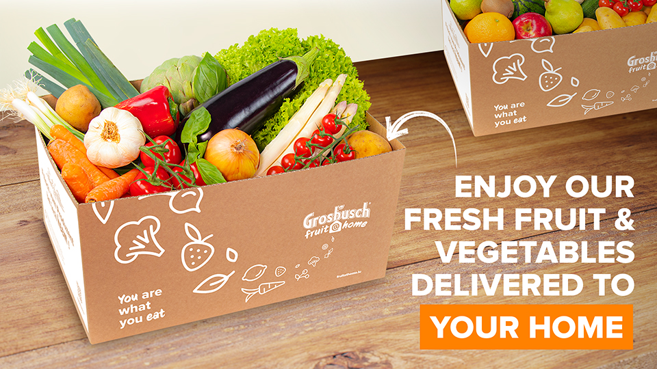 Fruit Home Fresh Fruit Boxes Delivered To Your Home